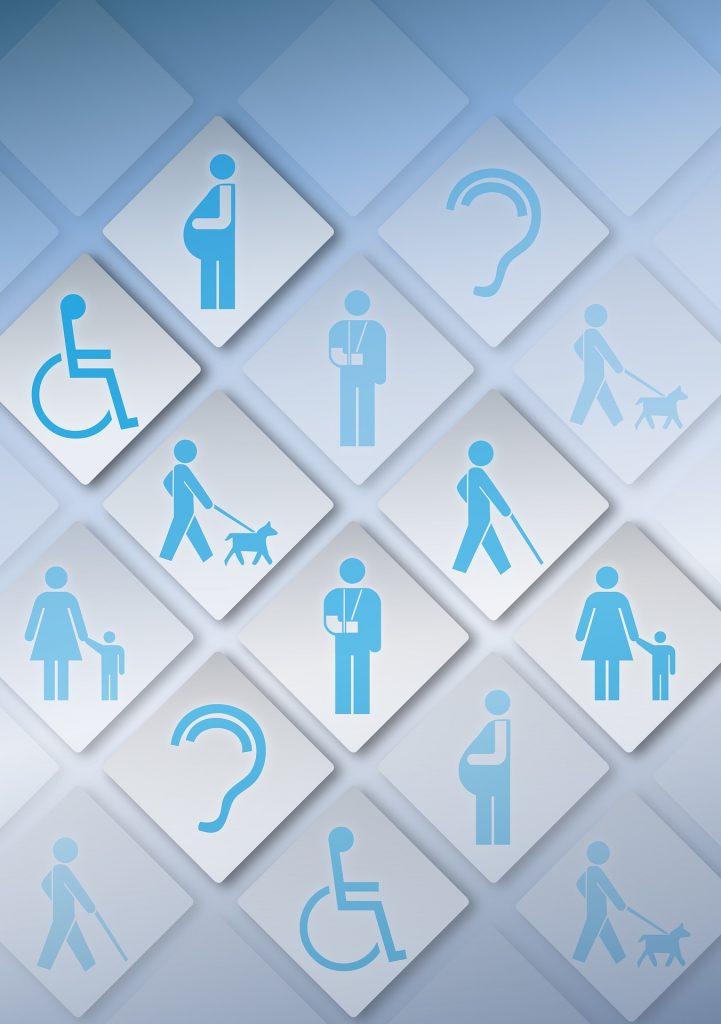 Arriva la nuova area disabilità